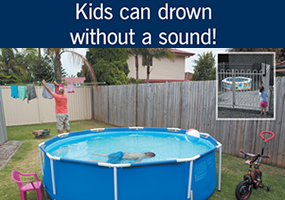 Kids Can Drown